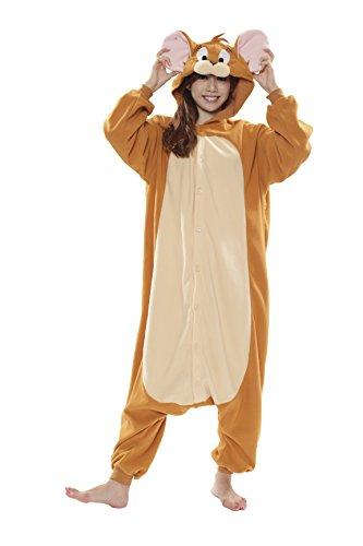 Jerry Kigurumi - Adults Costume