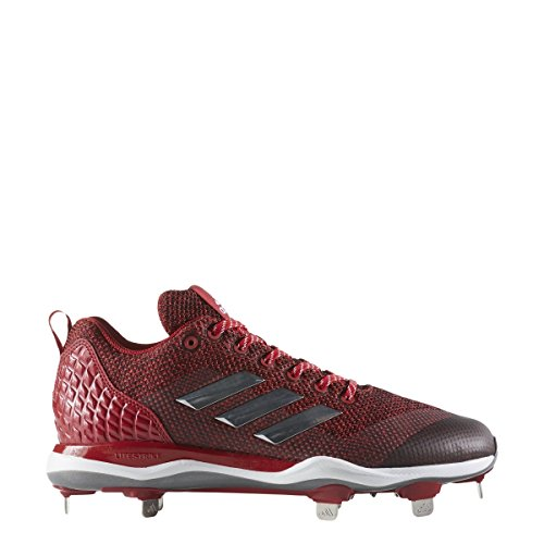 Image of adidas Men's Freak X Carbon Mid Baseball Shoe