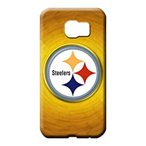samsung galaxy s6 edge Sanp On Pretty Hd cell phone carrying shells pittsburgh steelers