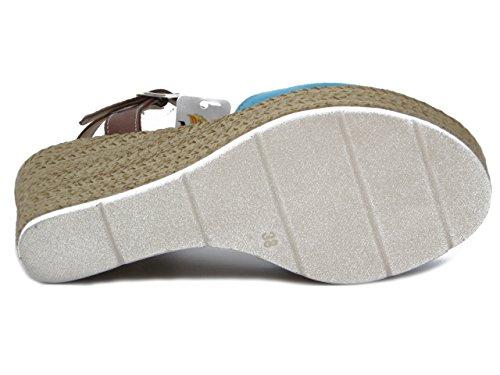 OSVALDO PERICOLI Women's Fashion Sandals 92o8ru17Z