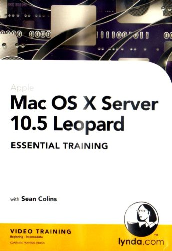 MAC Os X Server 10.5 Leopard Essentials