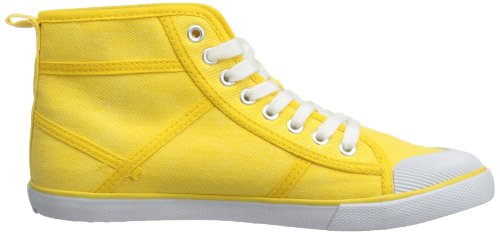 Amati Para Corp Mujer Color De Tela Azul Publishing blu Amarillo Talla Zapatillas Amati 36 Rockbench q1x5wE8a