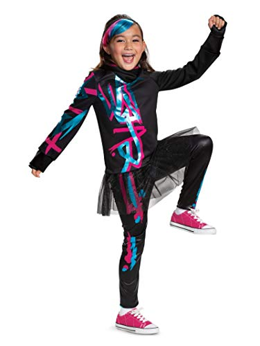 Girls' The LEGO Movie Lucy Deluxe Halloween Costume S