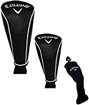 Callaway Golf Universal Club Head Covers - Driver Fairway Hybrid Replacements
