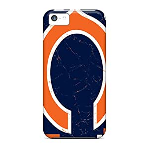 MansourMurray Iphone 5c Bumper Cell-phone Hard Cover Custom Colorful Chicago Bears Series [EXX9625eYFk]