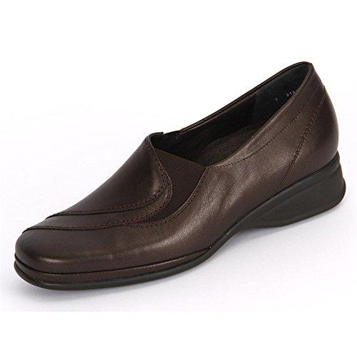femme chaussures Taille Sale En Mocassins Matelas marron Marron Grande semler gAgwHq7