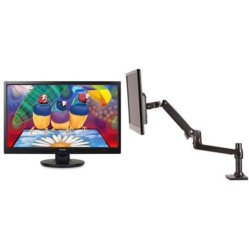 ViewSonic VA2246M-LED 22-Inch LED-Lit LCD Monitor and