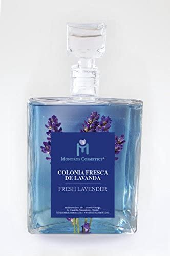 COLONIA FRESCA LAVANDA PROVENZAL 500 ML: Amazon.es: Belleza