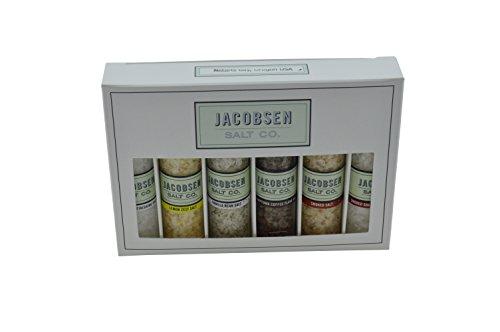 Jacobsen Salt Co. Gift Set by Jacobsen Salt