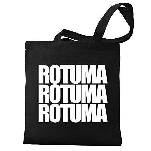 Eddany Rotuma three words Bereich für Taschen