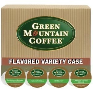 Green Mountain FLAVORED VARIETY 44 K-Cups