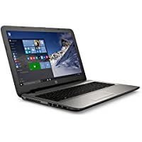 HP 15.6 Laptop: Intel Core i5-4210U, 6GB Memory, 1TB Hard Drive, DVD Burner, Bluetooth, Windows 10