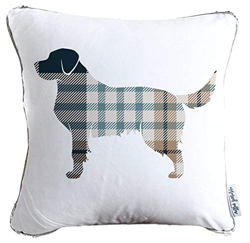 Designer Dog Pillow: Golden Retriever (Dog Designer Pillow)