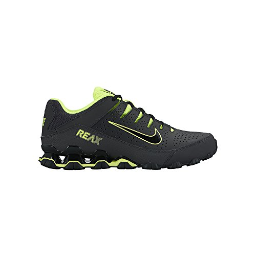 Nike Reax 8 TR Mens Running Trainers 616272 Sneakers Shoes (UK 7.5 US 8.5 EU 42, Anthracite Black Volt Volt 036) ()