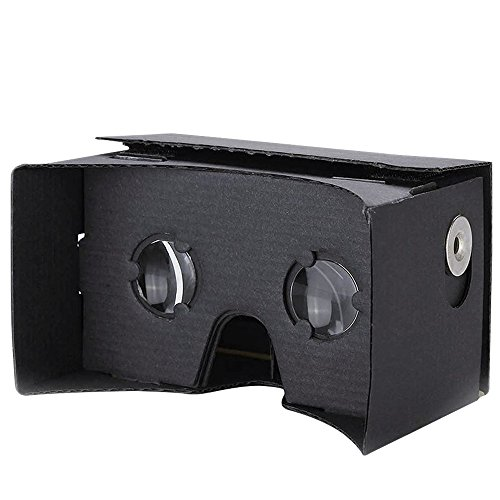 Kollea Google Cardboard Virtual Reality 3D Glasses DIY Kit - Easy -