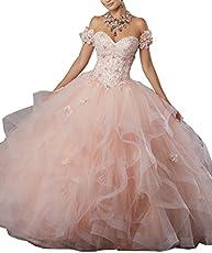 366236501a90d Gemila Women s Off-Shoulder Lace Applique ...