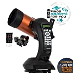 Celestron – NexStar 4SE Telescope – Computerized Telescope for Beginners and Advanced Users – Fully-Automated GoTo Mount…