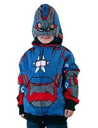Big Boys' Iron Patriot Hoodie