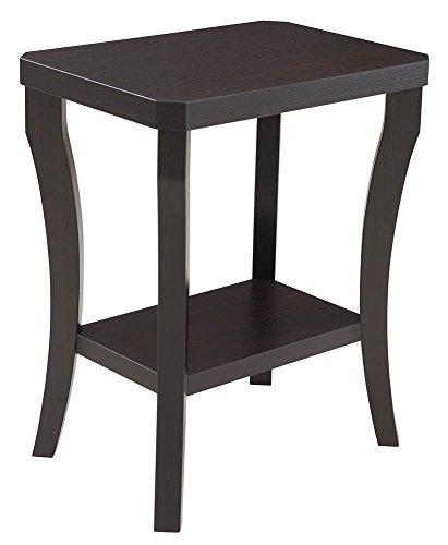 Simmons Upholstery & Casegoods 7103-41 Chairside Table Merlot (Merlot Tables Nesting)