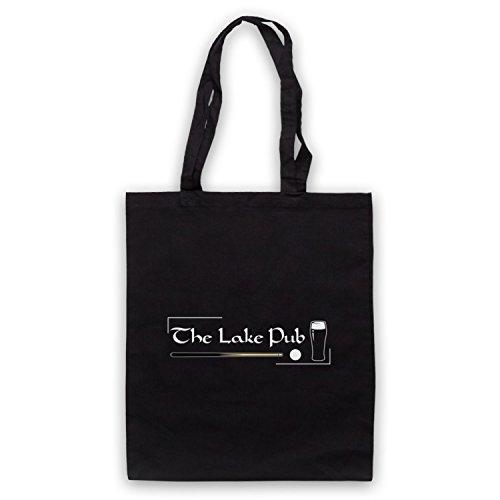 Le Revenants The Returned The Lake Pub Bolso Negro