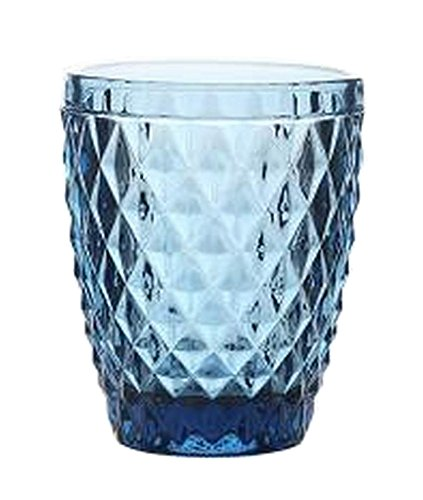 blue juice glasses - 8