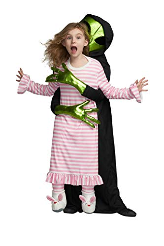 Alien Abduction Costumes Chasing Fireflies - Chasing Fireflies Alien Abduction Girls Costume