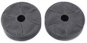 Filtro de carbón juego de 2 para campana extractora Indesit – Hotpoint – Ariston c00298188: Amazon.es: Grandes electrodomésticos