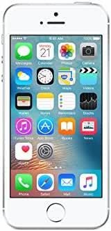 Apple iPhone SE Unlocked Phone -16 GB Silver