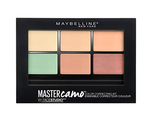 Maybelline Master Camo Color Correcting Concealer Kit 01 Light