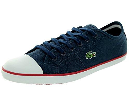 Lacoste Ziane Sneaker Cor Spw Cnv Kvinna Mörkblå / Mörkblå