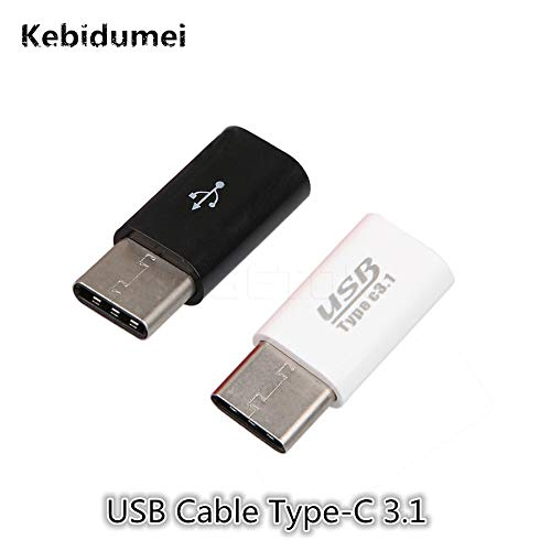 18fa42601 Connectors Svk Mini USB-C 3.1 Type C Male to Micro USB Female Adapters Type