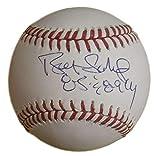 Bret Saberhagen Autographed Kansas City Royals OML Baseball Cy Young JSA