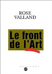 Le front de l'art: Defense des collections francaises, 1939-1945 (French Edition)