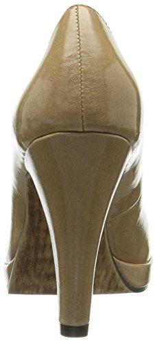 Tamaris TAMARIS - Plataforma de material sintético mujer Nude Patent 267