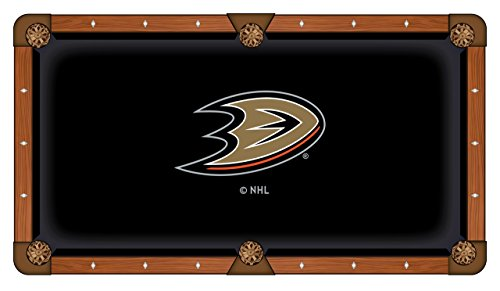 Holland Bar Stool Co. 7' Anaheim Ducks Pool Table Cloth by The