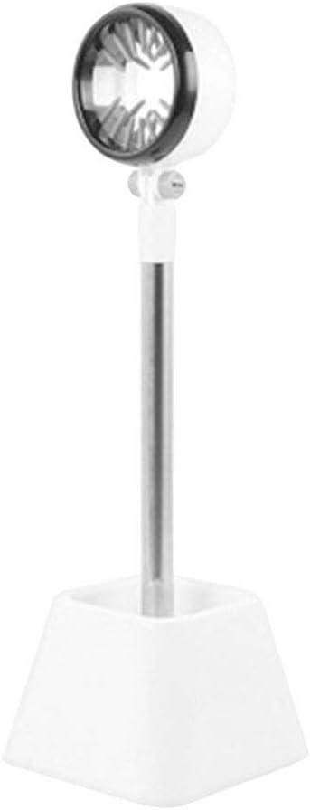Supporto per asciugacapelli da Tavolo Porta-phon per Le Donne Asciugatura Scaffale Asciugacapelli in Acciaio Inox Wakects Porta Asciugacapelli