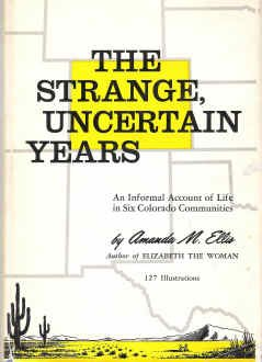 The strange, uncertain years