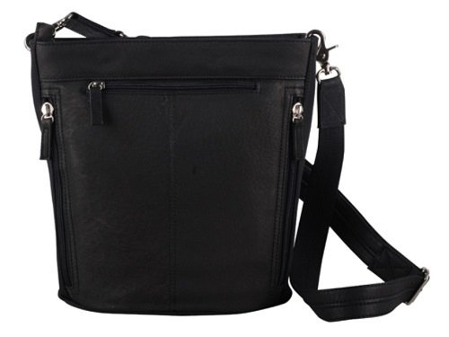 - GTM Gun Tote'n Mamas Concealed Carry Bucket Tote, Black, Small