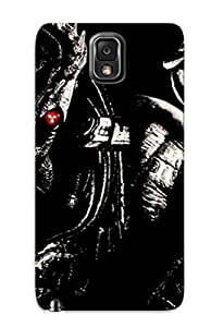 Case Provided For Galaxy Note 3 Protector Case Aliens Vs Predator Games Scifi Alien Movies Phone Cover With Appearance