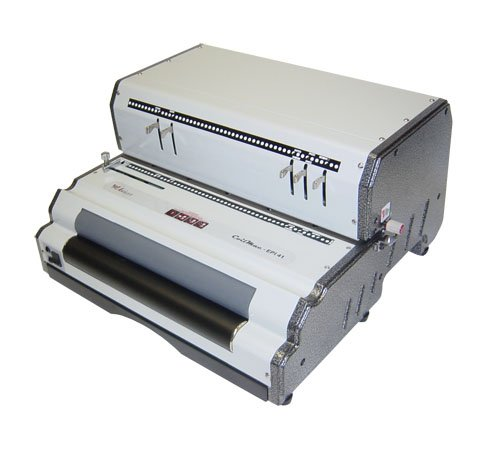 Akiles Coil Mac-EPI: Electric Spiral Coil Paper Punch & Electric Coil Book Bind Machine by Akiles