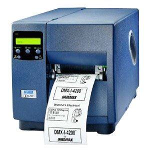Datamax DMX-I-4208 R42-00-18000007 Thermal Barcode Label Tag Printer Parallel Serial Rewinder