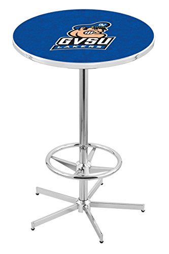 Holland Bar Stool L216C Grand Valley State University Officially Licensed Pub Table, 28