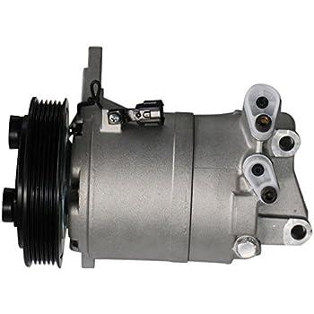 New air Conditioning A/C Compressor and ac clutch 92600CA02A fits Nissan Altima 3.5L 2002 2003 2004 2005 2006 & Maxima 3.5L 2003 2004 205 2006 2007