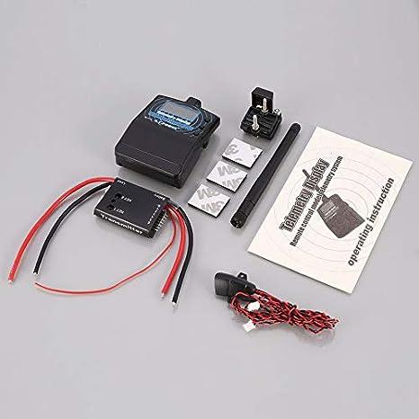 GT Power - Monitor de tiempo real inalámbrico multifunción 4 ...