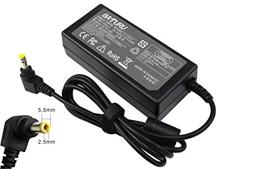 Baturu AC Adapter Charger for Asus X550 X550C X550CA X551 X5