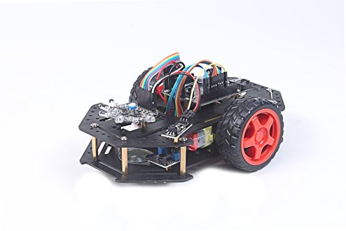 OSEPP 101 Robotic Basics Kit (Arduino Compatible) (Basic Robot Kits compare prices)