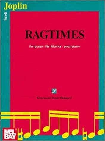 Ebook gratis download Ragtime (Music Scores) 9638303530 PDF CHM
