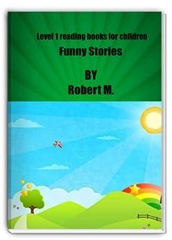 Level 1 reading books for children - Funny Stories