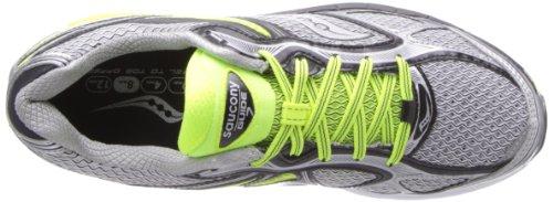 Saucony - Zapatillas de running para hombre White Black Citron
