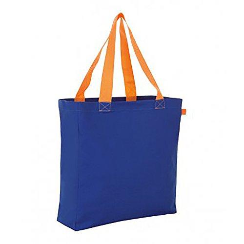 Shopper Sols Blue Neon Lennox royal Contrast Lime xccAB8w
